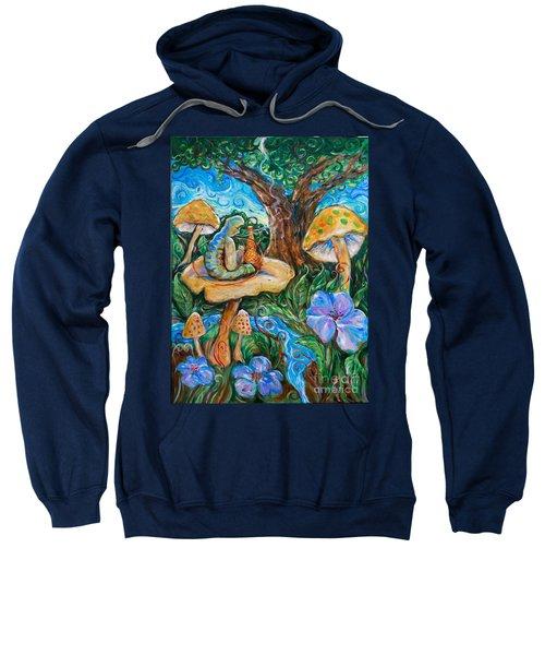 Absolem From Wonderland Sweatshirt