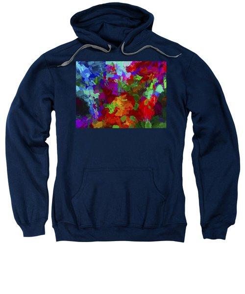 Abstract Artwork A1 Sweatshirt