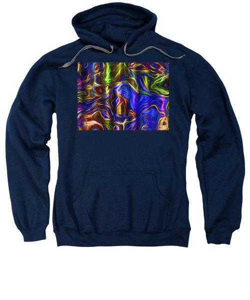 Abstract Artwork A3 Sweatshirt