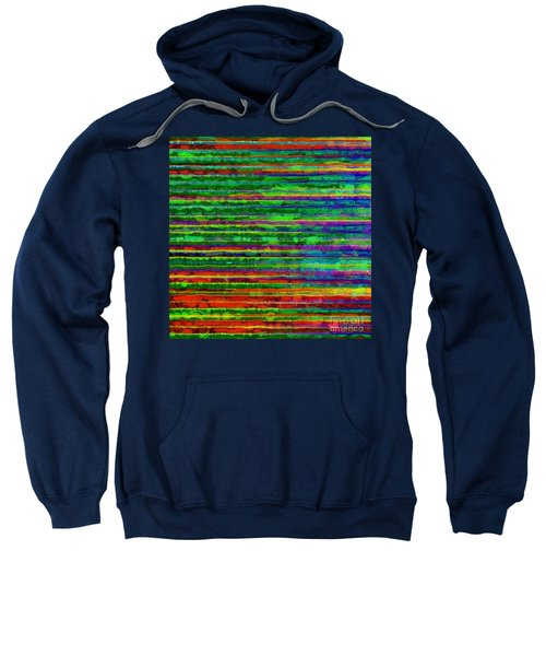 Abstract Lines 9 Sweatshirt