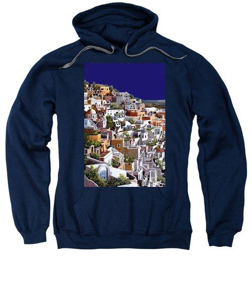 alba a Santorini Sweatshirt