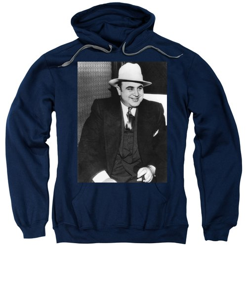 American Gangster Al Capone Sweatshirt
