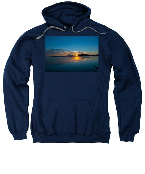 American Lake Sunrise Sweatshirt