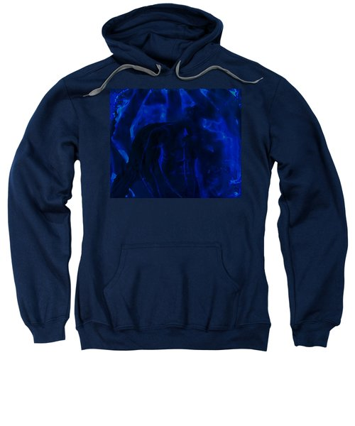 And Out In The Pouring Rain Sweatshirt