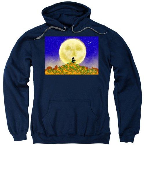 Another Spooky Night In The Pumpkin Patch Sweatshirt