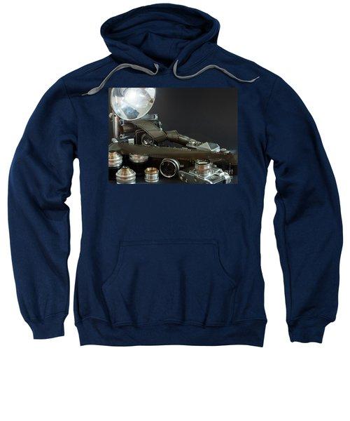 Antique Cameras Sweatshirt