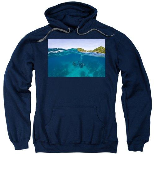 Apo Island Marine Park Negros Oriental Sweatshirt
