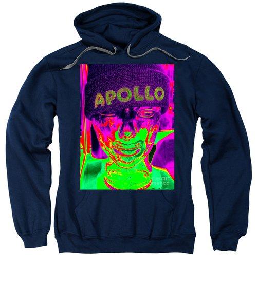 Apollo Abstract Sweatshirt by Ed Weidman