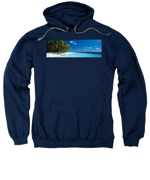 Beach Maldives Sweatshirt