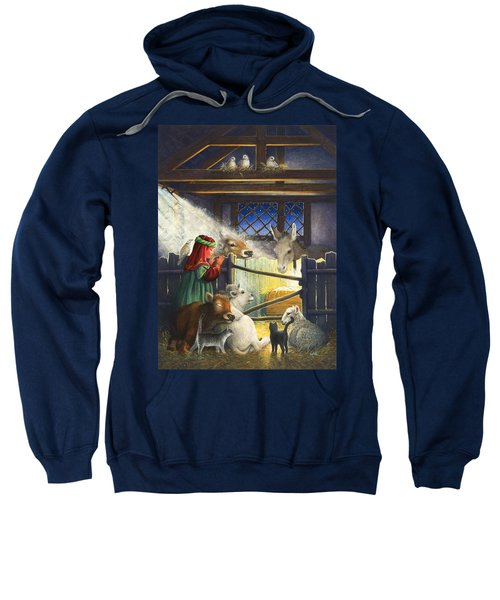 Behold The Child Sweatshirt