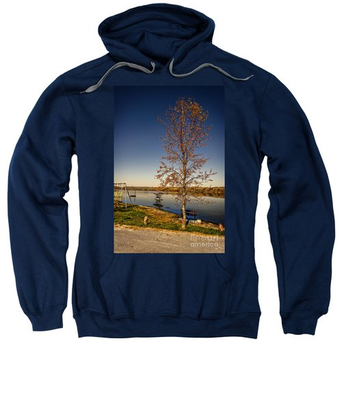 Lonely Friends - Bench And Tree Sweatshirt