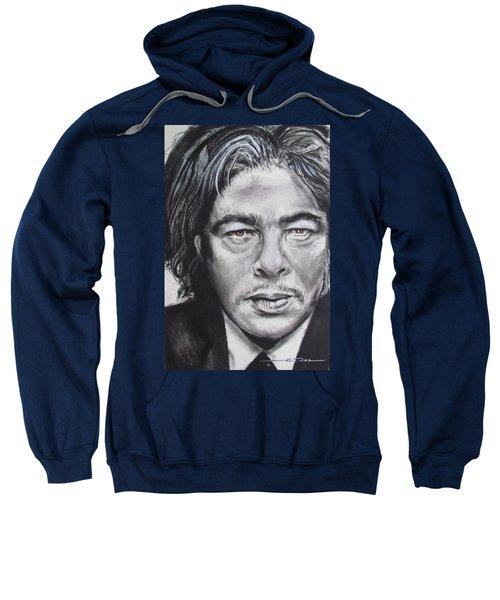 Benicio Del Toro Sweatshirt