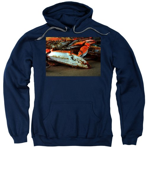 Big Crab Claw Sweatshirt
