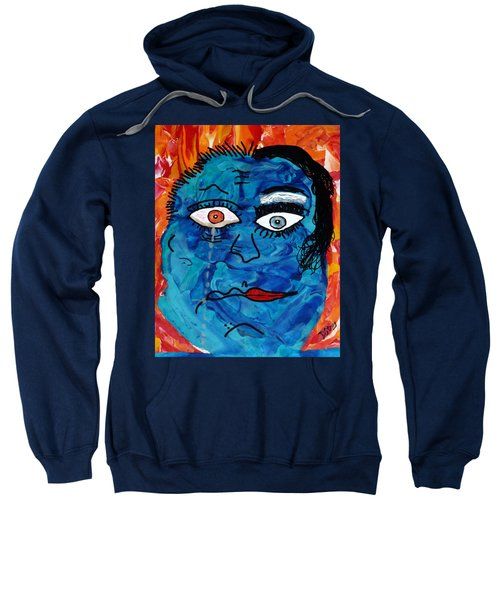 Bipolar Blues Sweatshirt