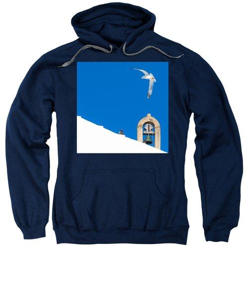 Blue Gull Sweatshirt