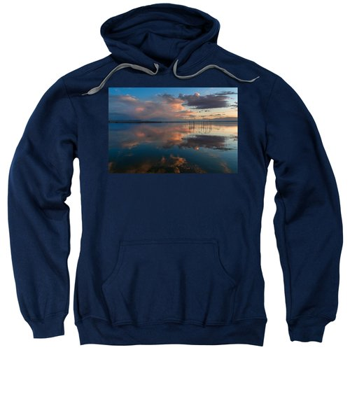 Blue Lagoon. Valencia Sweatshirt