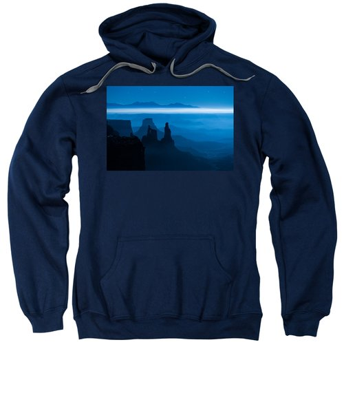 Blue Moon Mesa Sweatshirt