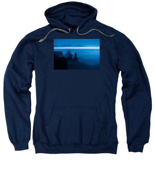 Blue Moon Mesa Sweatshirt