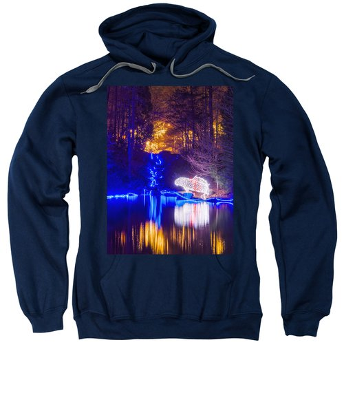 Blue River - Crop Sweatshirt