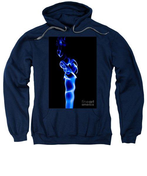 Blue Smoke Sweatshirt