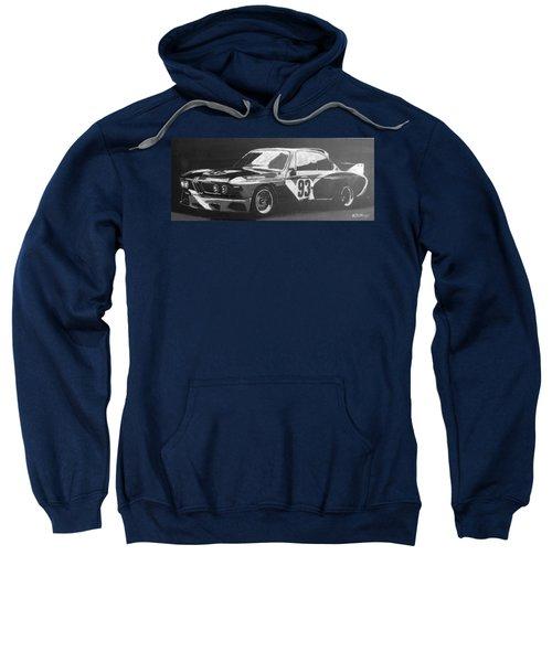 Bmw 3.0 Csl Alexander Calder Art Car Sweatshirt