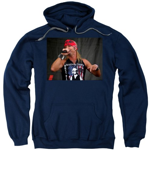Bret Michaels In Philly Sweatshirt