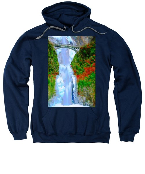 Bridge Over Beautiful Water Sweatshirt