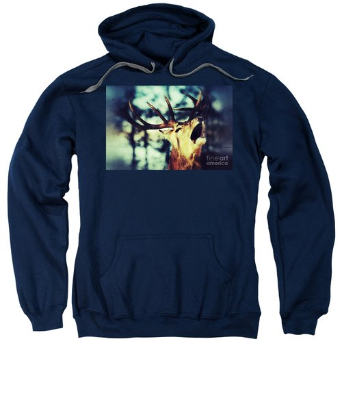 Burling Deer Sweatshirt