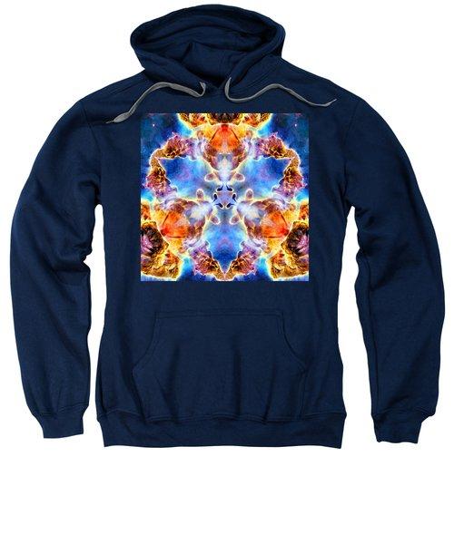 Carina Nebula Vi Sweatshirt