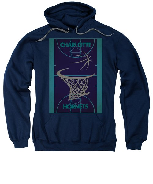 Charlotte Hornets Court Sweatshirt