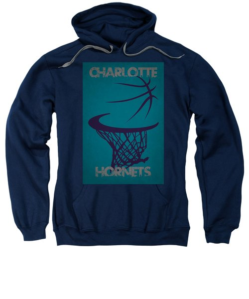 Charlotte Hornets Hoop Sweatshirt