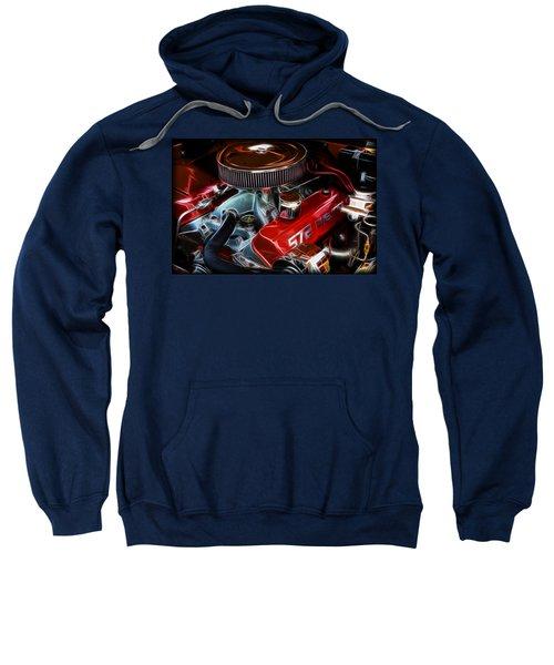Chevy 572 Fractal Sweatshirt