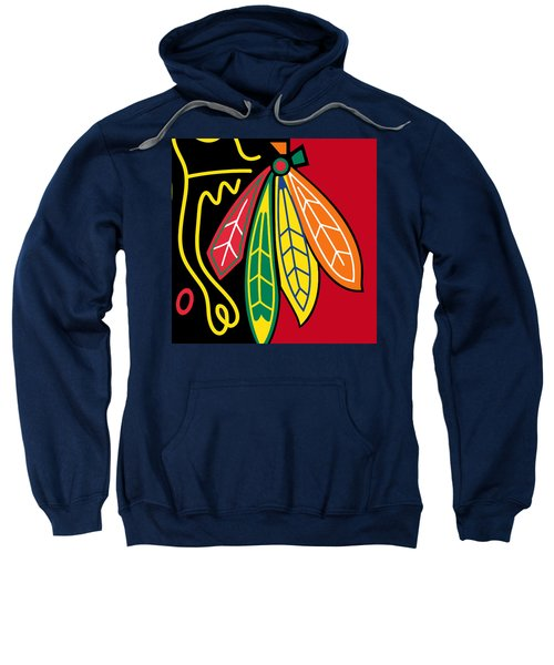 Chicago Blackhawks 2 Sweatshirt