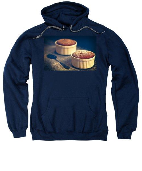 Chocolate Souffles Sweatshirt