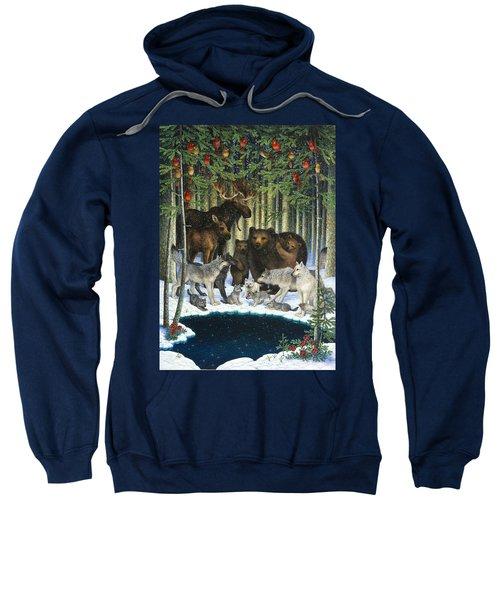 Christmas Gathering Sweatshirt
