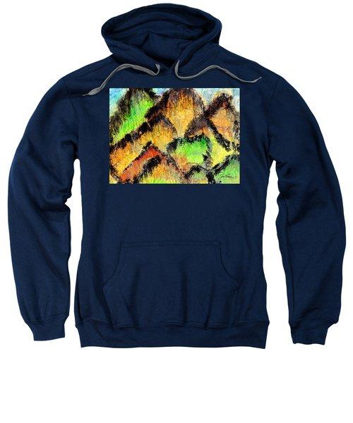 Climb Every Mountain Sweatshirt