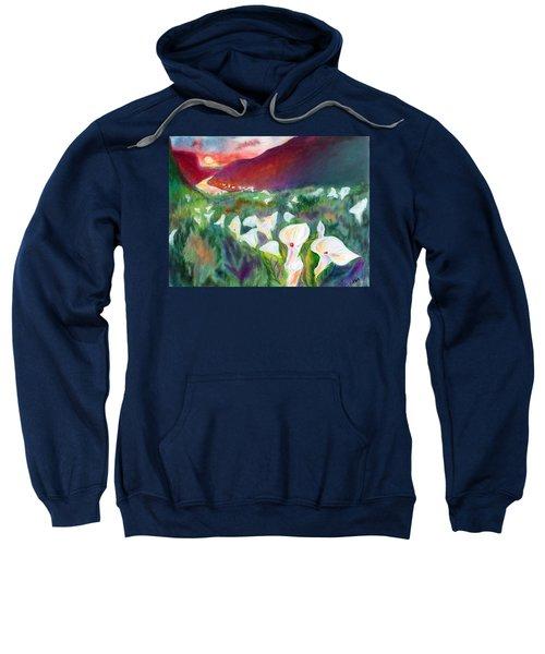 Coastal Callas Sweatshirt