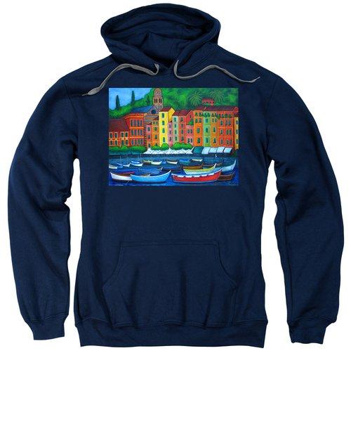 Colours Of Portofino Sweatshirt
