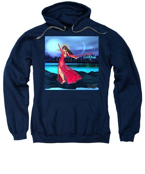 Conjunction Sweatshirt by Renate Janssen