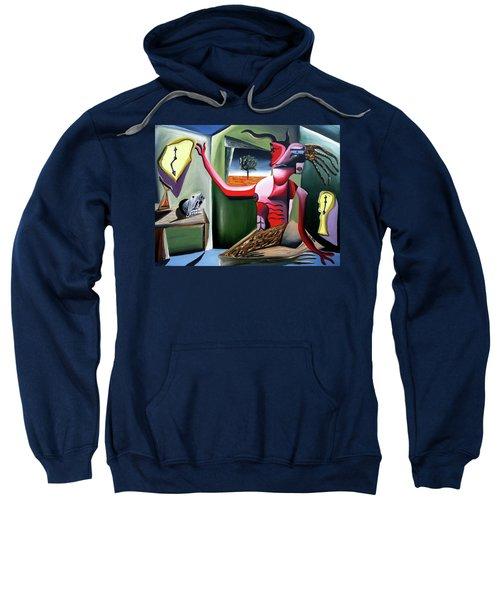 Contemplifluxuation Sweatshirt