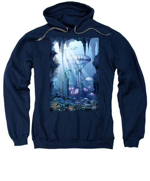 Coral City   Sweatshirt