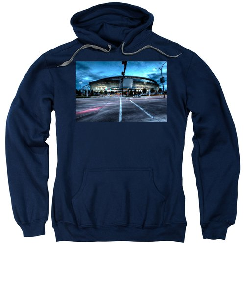 Cowboys Stadium Pregame Sweatshirt