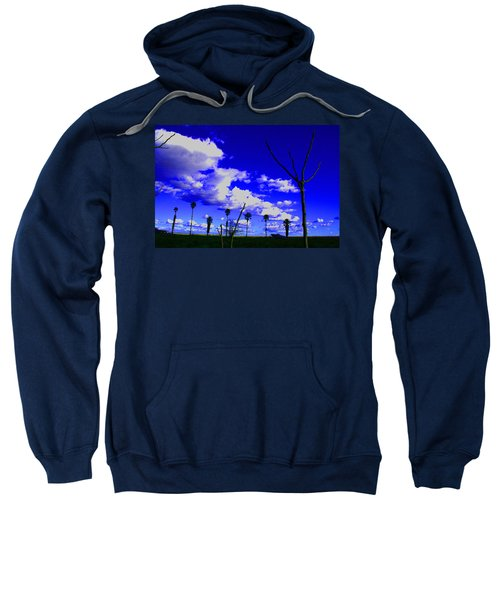 Delta Clouds Sweatshirt