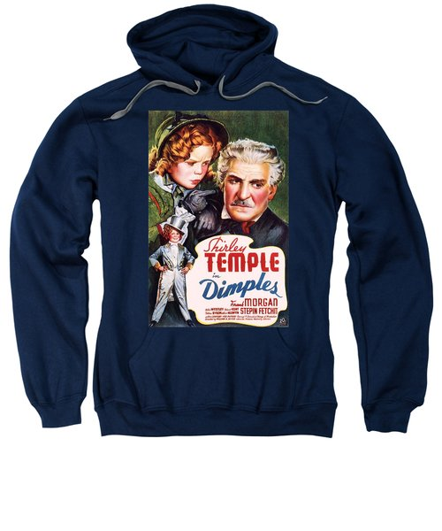 Dimples Sweatshirt by Movie Poster Prints