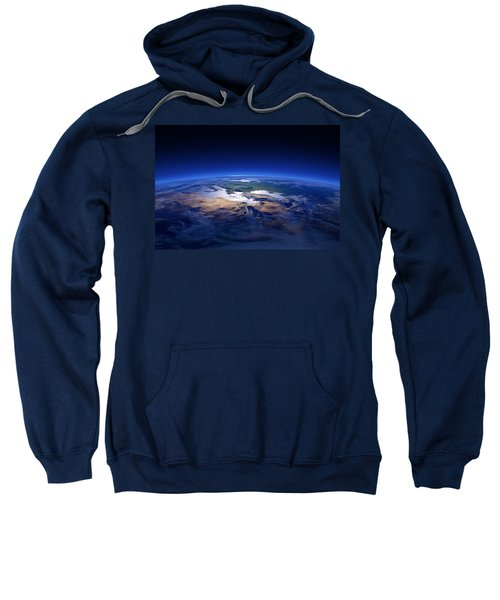 Earth - Mediterranean Countries Sweatshirt