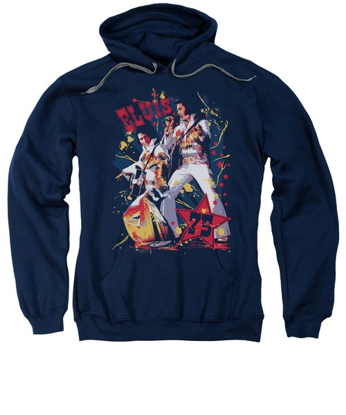 Elvis - Eagle Elvis Sweatshirt by Brand A