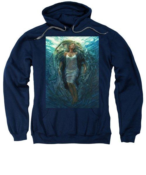 Emerge Painting Sweatshirt