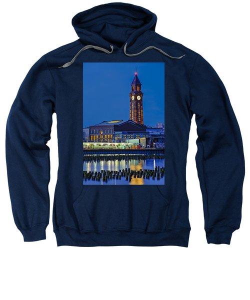 Erie Lackawanna Terminal Hoboken Sweatshirt