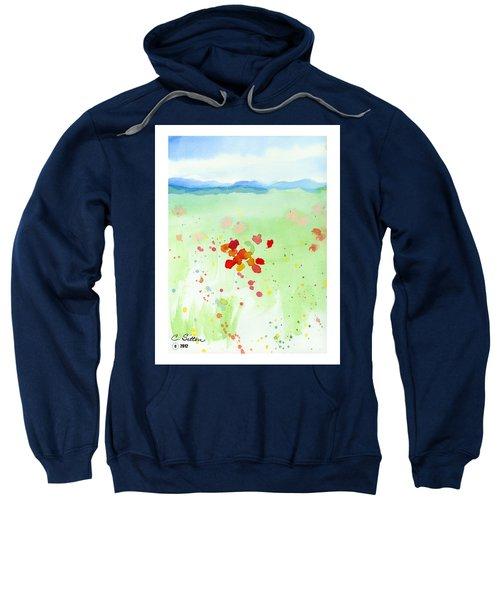 Field Of Flowers 2 Sweatshirt