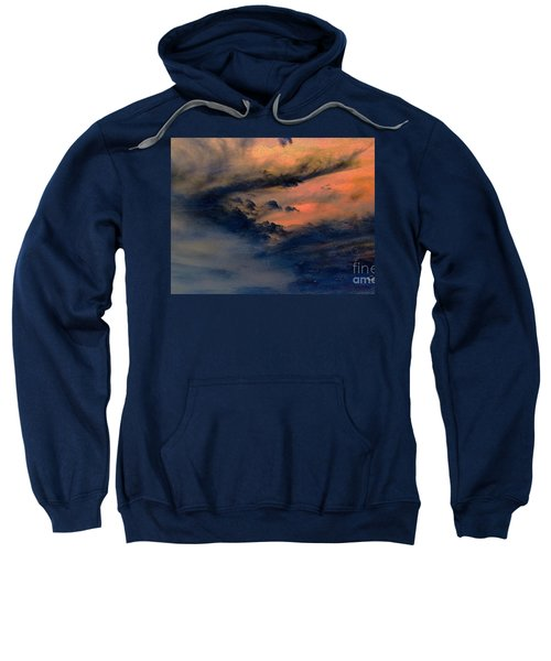 Fire In The Hills Sweatshirt